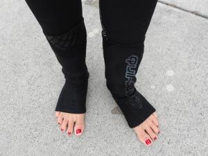 WETSUIT - AFTER: Neoprene legwarmers